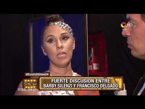 Barby Silenzi a Francisco Delgado: Algún día te vas a arrepentir por tu maltrato y tu egoísmo