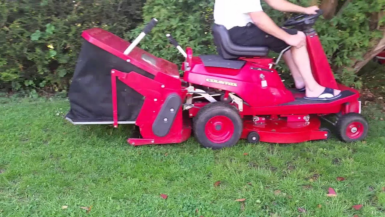 Ride On Mower >> Countax rider 30 ride on mower - YouTube