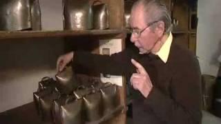 Fabrication des cloches et sonnettes DEVOUASSOUD au Pays du Mont-Blanc