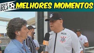 Melhores Momentos do Título do Corinthians | SHOW DE BOLA (21/04/19)