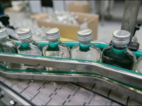 Второй цех по производству суррогатного алкоголя найден в Иркутской области
