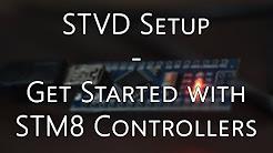 sompong industrial: การโปรแกรม ไอ ซี MCU เบอร์ STM8S103F3P6 ด้วย ST