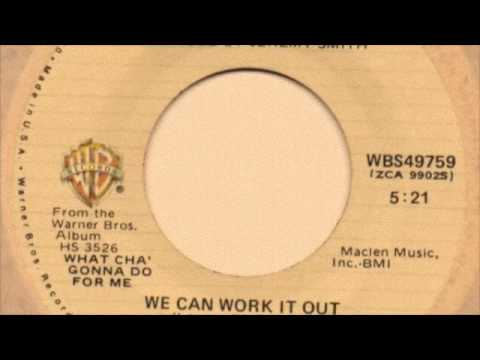 Chaka Khan - We Can Work It Out - MadDisco Edit mp3