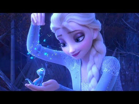Small Things You Missed In The Frozen 2 Trailer