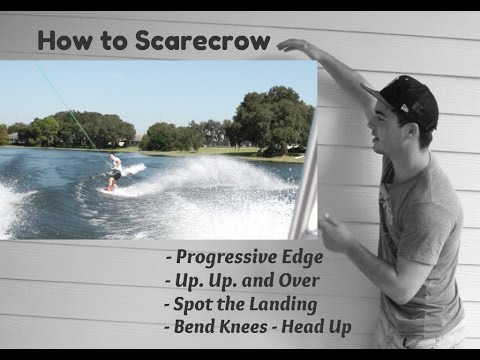 How To Scarecrow – Wakeboarding Tutorial