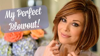 My Perfect Blowout!