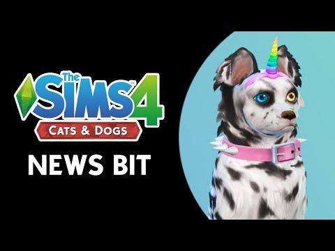 The Sims 4 News Bit: Cat Traits/Genetics System + NEW SCREENSHOTS!