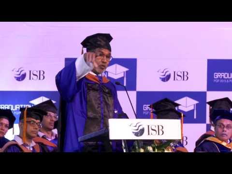Nobel Laureate, Kailash Satyarthi inspires the gathering