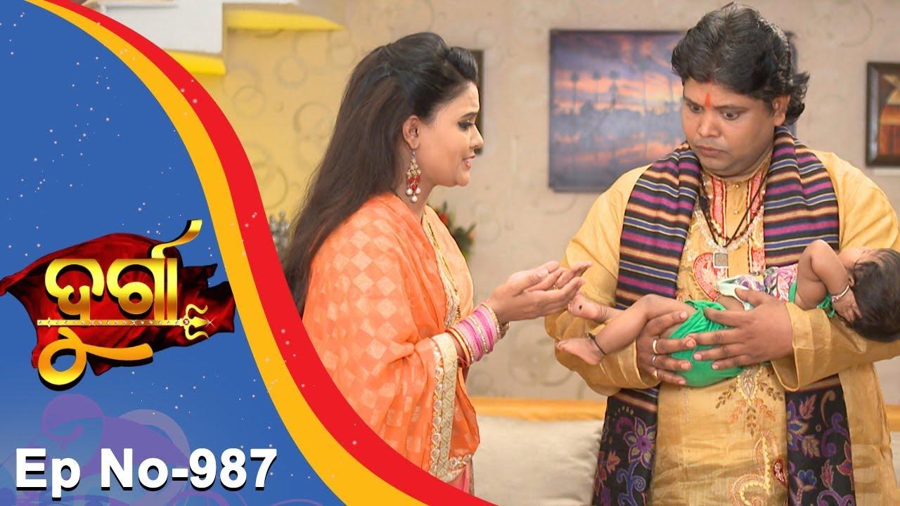 Download Durga | Full Ep 987 6th Feb 2018 | Odia Serial - TarangTV HD