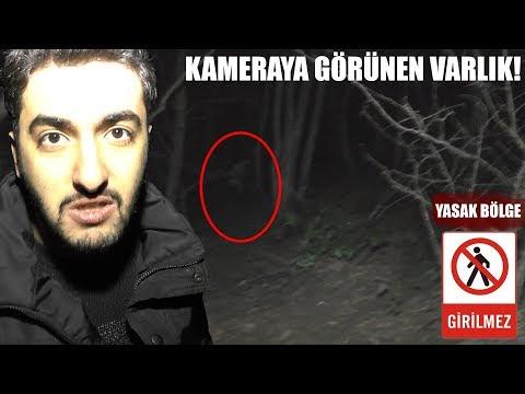 paranormal olay ceken youtuberler