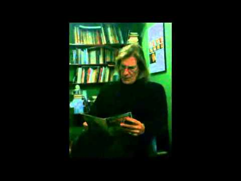 Eduardo Sanguinetti  -  Lectura de Morbi Dei (Fragmentos) - TV Online Mx. - 3 de Agosto 2015