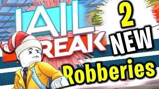 TWO New Robberies *CONFIRMED* (Roblox Jailbreak Update)