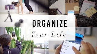 5 Smartphone Tips to Organize Your Life | ANN LE