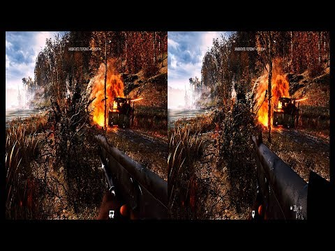Battlefield V Tirailleur video 3d