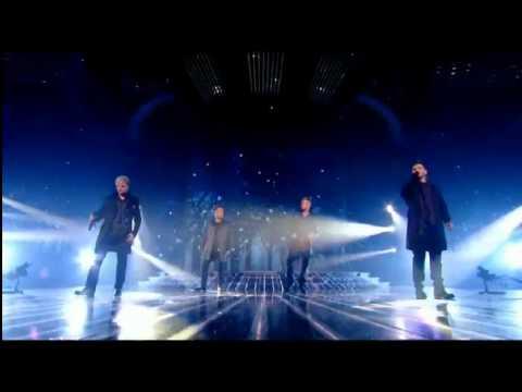 Westlife - Safe - Live -  X Factor Week 6