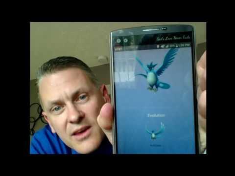 Pokemon Go Legendary Articuno Proof Video