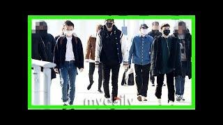 "【PHOTO】EXO、日本ツアーのため大阪へ""圧倒的なオーラ"" - ENTERTAINMENT - 韓流・韓国芸能ニュースはKstyle/News Mama"