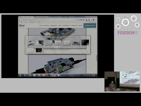 KiCad FOSDEM 2017: Project Status