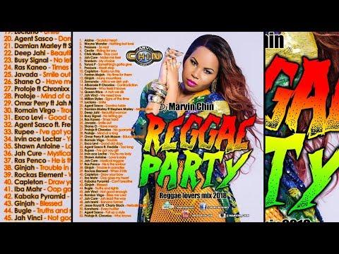 Dj Marvin Chin Reggae Party 2018 (Chronixx, Jah Cure, Capleton, Romain Virgo)
