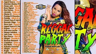 Dj Marvin Chin Reggae Party 2018 (Chronixx, Jah Cure, Capleton, Romain Virgo)