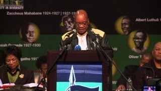 Zuma vows to reclaim economy from