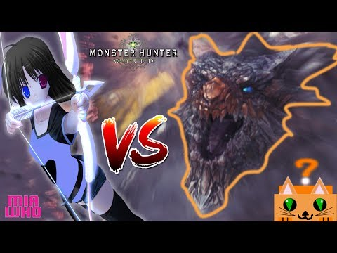 "Kjaar Bow ""Spark"" vs AT Kushala Daora - Monster Hunter World/Build thumbnail"