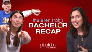 The Ellen Staff's 'Bachelor' Recap: Season 21, Episode 7