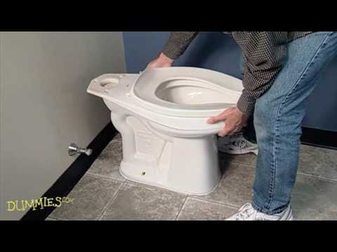 How To Fix A Leaky Toilet For Dummies You