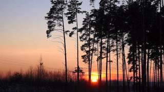 Закат... Завтра по народным приметам какая погода в Екатеринбурге?(, 2016-01-22T16:49:14.000Z)