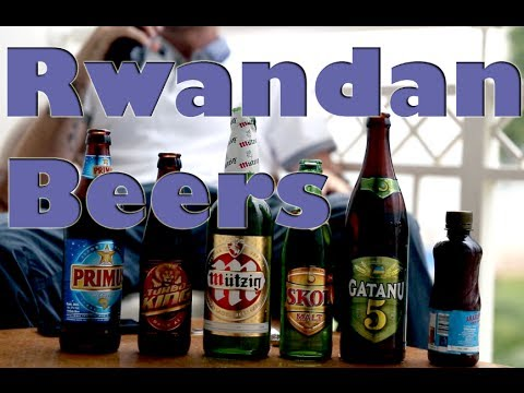 The Best Beers of Rwanda