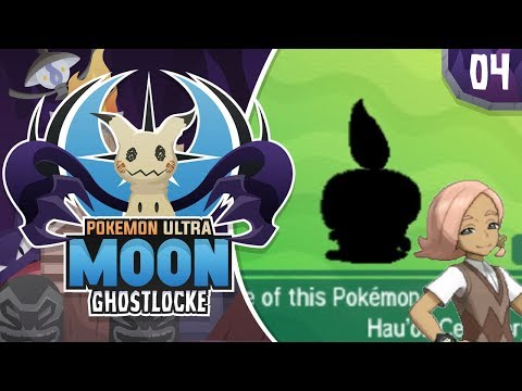 3 NEW GHOSTS! Pokemon Ultra Sun and Moon GhostLocke Gameplay Walkthrough w/ aDrive! Ep 4