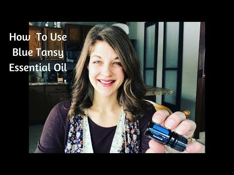 how-to-use-blue-tansy-essential-oil