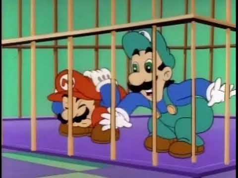 Братья супер марио мультфильм смотреть онлайн