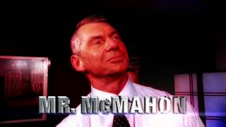 Mr. McMahon entrance video