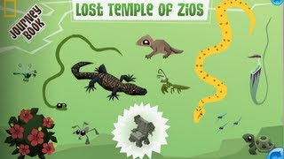 Temple of Zios - Animal Jam Journey Book Cheat Guide