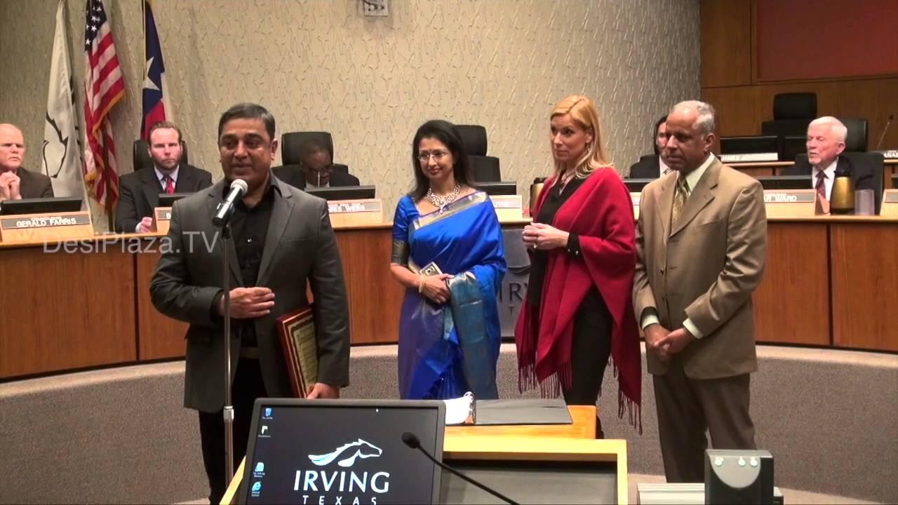 Kamal Haasan speaking at LifeAgain Foundation Launch Proclamation