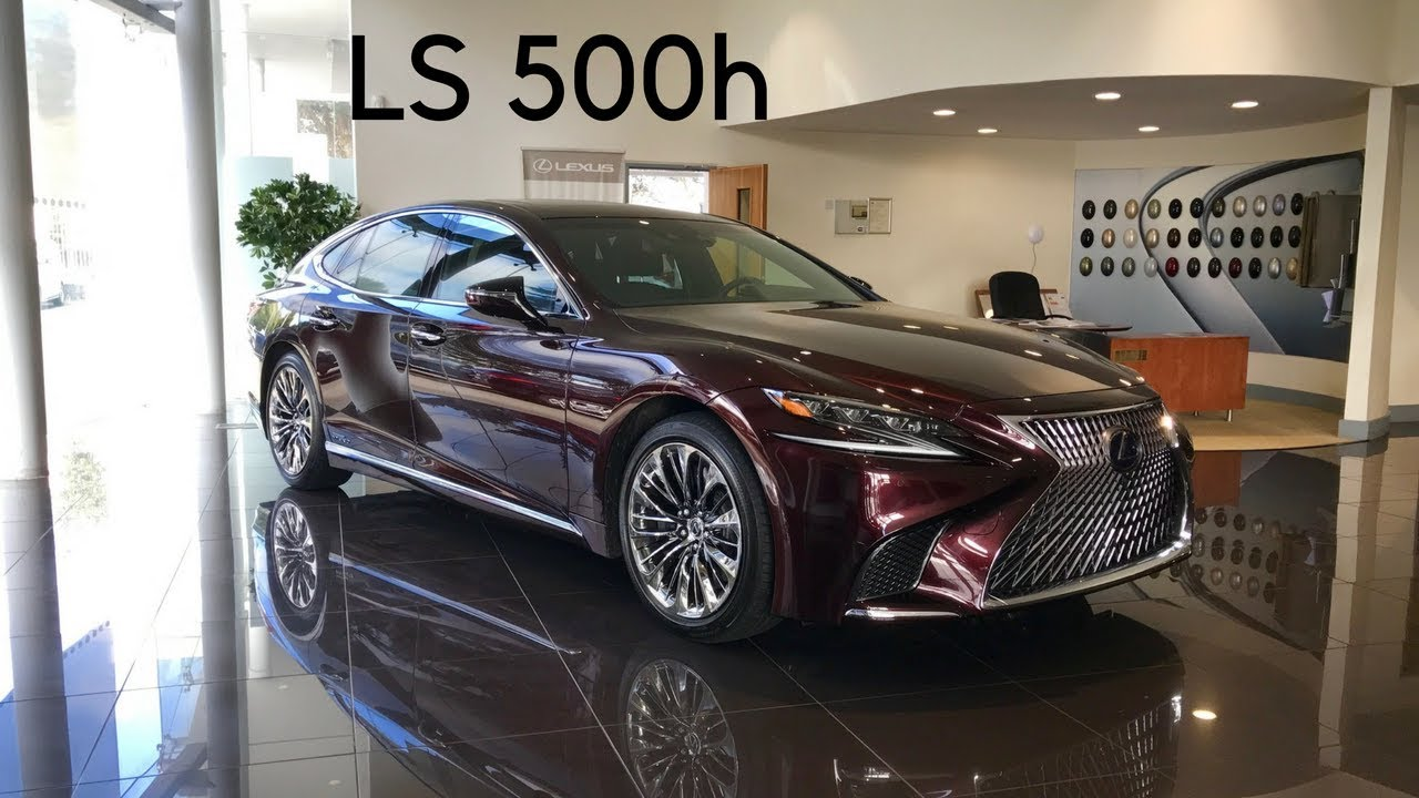 all new lexus ls 500h 5th gen 2017 full walkaround tour stavros969 youtube. Black Bedroom Furniture Sets. Home Design Ideas