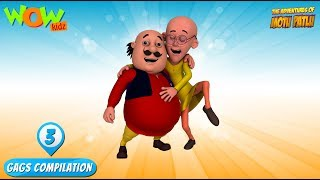 Motu Patlu - Funny Gags #3 - 1 hour episodes!