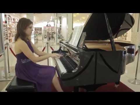Olga Ch female pianist part 2