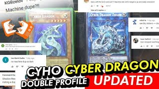 CYHO Cyber Dragon Budget amp Non-Budget PROFILE - Tombox#39s Response to Viewers