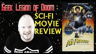 THE ICE PIRATES  ( 1984 ) Sci-Fi Movie Review