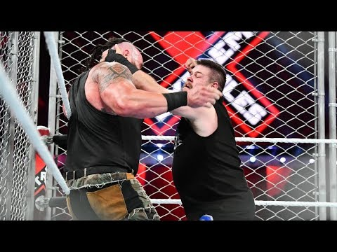 Kevin Owens vs Braun Strowman  EXTREME RULES Domingo 15/07/18