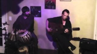 Juan Moro and Miles Shrewsbery Flamenco Concert, Oct. 2011 at Paper Moon Music