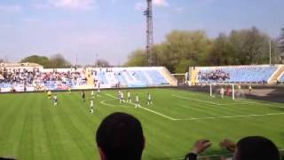 Буковина 1-0 Севастополь (26.04.2013)