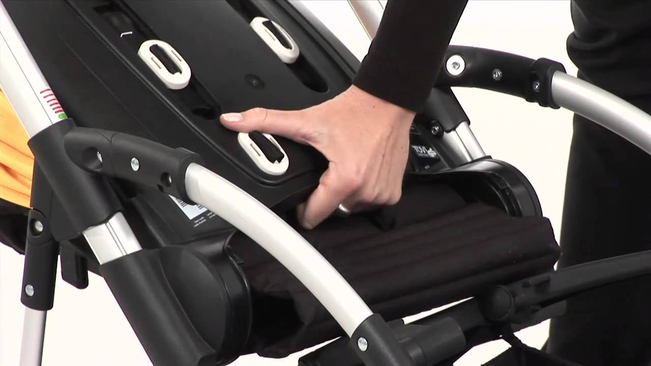 bugaboo bee reverse the seat and fold facing parent youtube rh youtube com bugaboo bee manual pdf bugaboo bee manual instruction