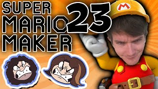 Super Mario Maker: A New Nightmare - PART 23 - Game Grumps
