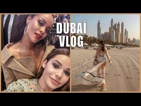 RIHANNA İle Tanıştım - İlk Vlog'ım | Dubai