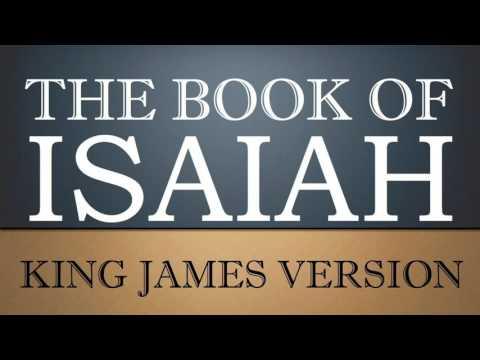 Book of Isaiah - Chapter 43 - KJV Audio Bible