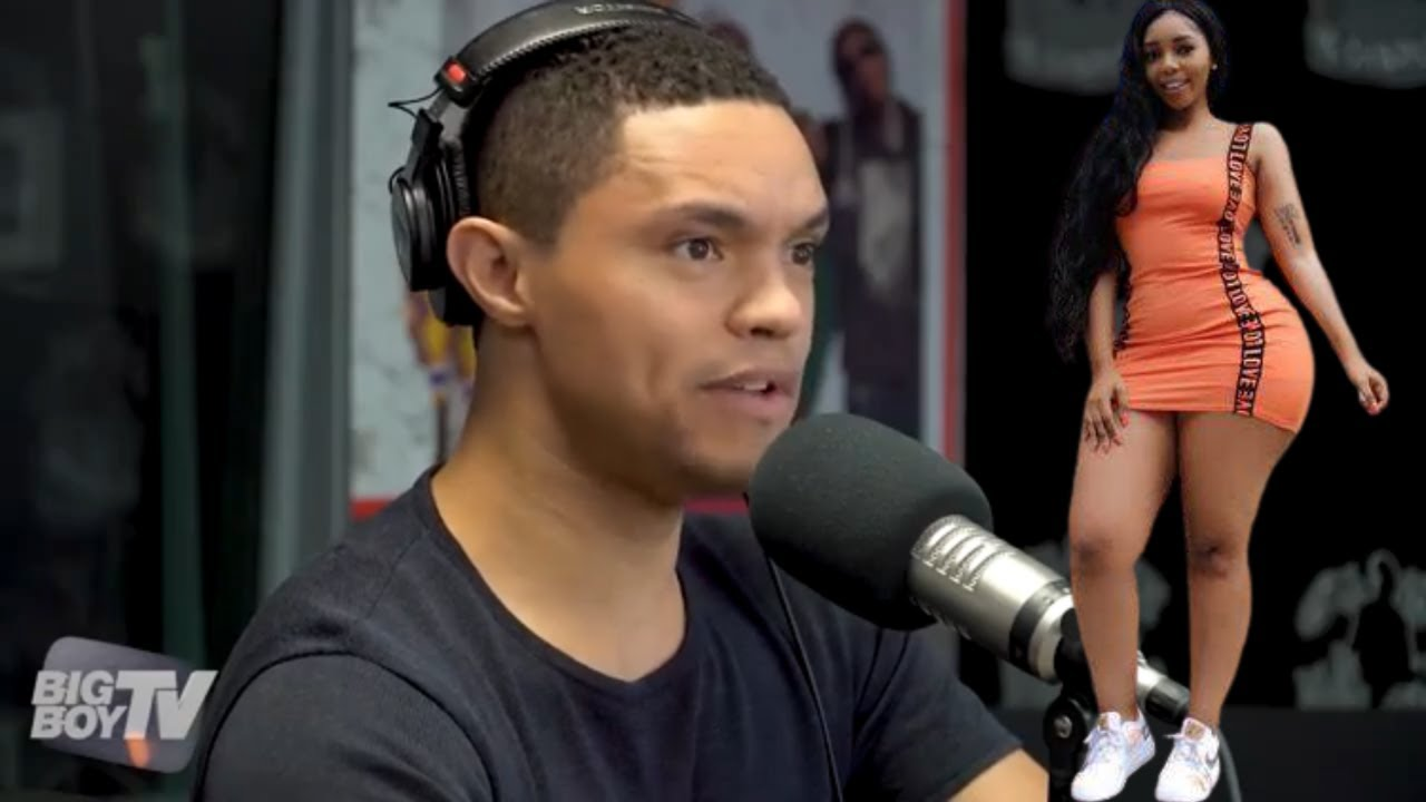 Download Trevor Noah On Black Women In The United States of America
