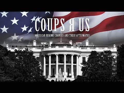 Coups R US: American regime changes and their aftermaths, from Hawaii to Libya